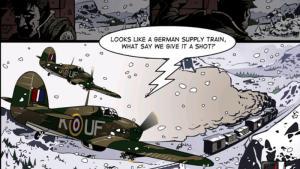 миниатюра скриншота Pilot Down: Behind Enemy Lines