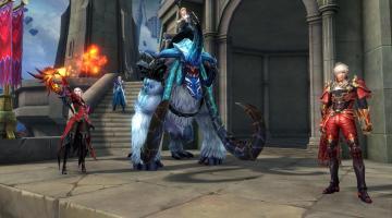 Скриншот Eternal Magic