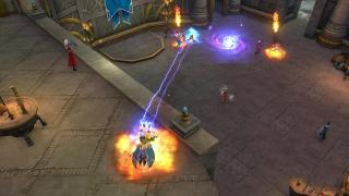 Скриншоты  игры Eternal Magic