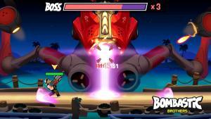 миниатюра скриншота Bombastic Brothers