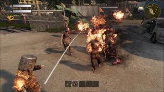 Скриншоты  игры Fear the Night