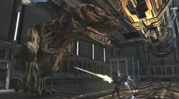 Скриншот Dino Crisis 3