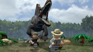 миниатюра скриншота LEGO Jurassic World