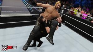 миниатюра скриншота WWE 2K16