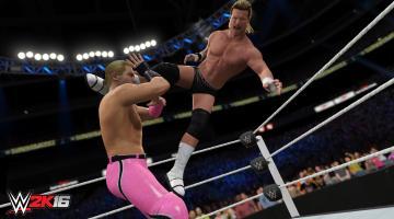 Скриншот WWE 2K16