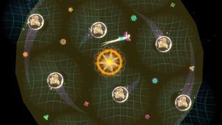 Скриншоты  игры Gravity Ghost