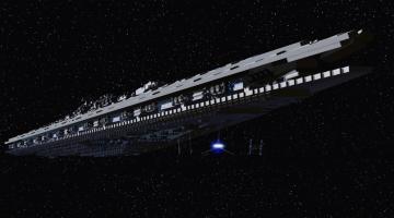 Скриншот LEGO Star Wars: The Skywalker Saga