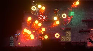 Скриншот Neon Abyss