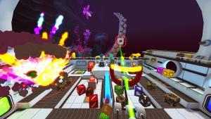миниатюра скриншота Angry Birds Movie 2 VR: Under Pressure