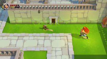 Скриншот Asterix & Obelix XXL 3: The Crystal Menhir