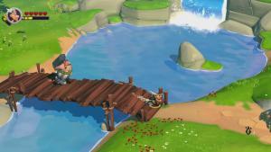 миниатюра скриншота Asterix & Obelix XXL 3: The Crystal Menhir