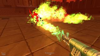 Скриншоты  игры Demon Pit