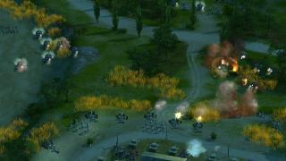 Скриншоты  игры Blitzkrieg 2