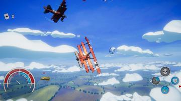 Скриншот Red Wings: Aces of the Sky