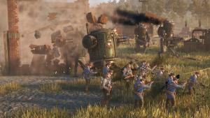 миниатюра скриншота Iron Harvest