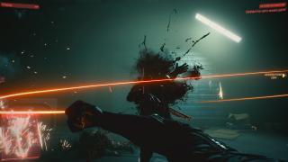 Скриншоты  игры Cyberpunk 2077