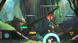 Скриншоты  игры Hookbots