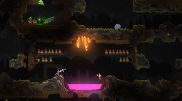 Скриншот Noita