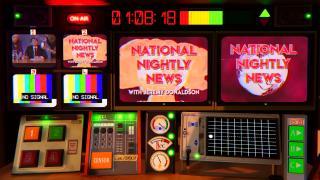 Скриншоты  игры Not For Broadcast