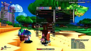 миниатюра скриншота Cube World