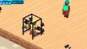 миниатюра скриншота Gym Empire
