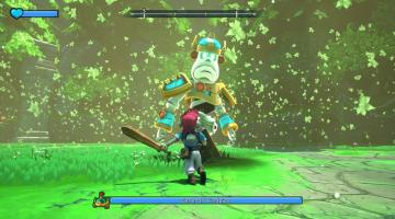 Скриншот A Knight's Quest