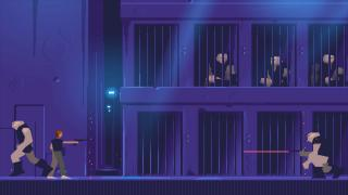 Скриншоты  игры Another World