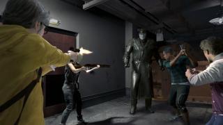 Скриншоты  игры Resident Evil: Project Resistance