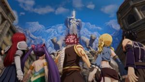 миниатюра скриншота Fairy Tail