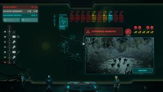 Скриншоты  игры Crying Suns