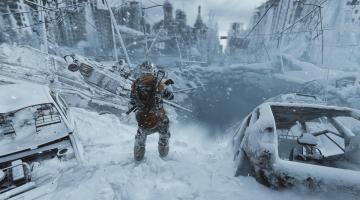 Скриншот Metro Exodus