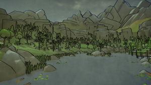 миниатюра скриншота Dreaming Canvas