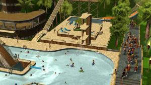 миниатюра скриншота RollerCoaster Tycoon 3