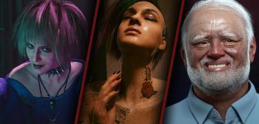 Голосуй за самую раздражающую вещь в Cyberpunk 2077
