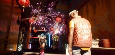 Найт-Сити на новых скриншотах Cyberpunk 2077