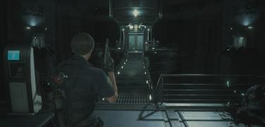 Resident Evil 2 - Первый тест русской озвучки