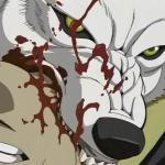 Mad White Wolf