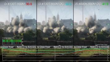 Сравнение Crysis 3 на Alienware Alpha Core i3 и i5