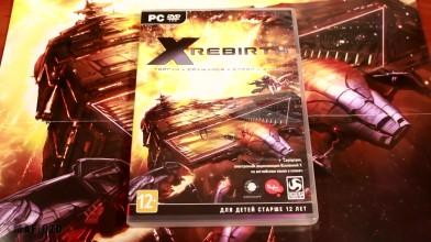 """X Rebirth """"Расширенное издание"""""""