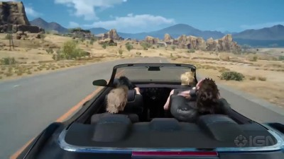 Time-Lapse Tour of Final Fantasy 15's Scenic Open World
