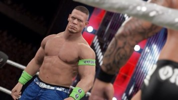 2K Sports WWE 2K15 vs. EA Sports UFC. Сравнение Брока Леснара!