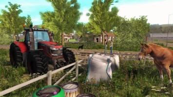 FARMING SIMULATOR 15 обновление до версии 1.4.1