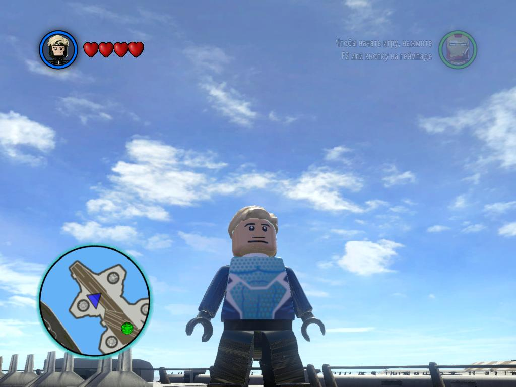 скачать мод на Lego Marvel Superheroes на ртуть - фото 4