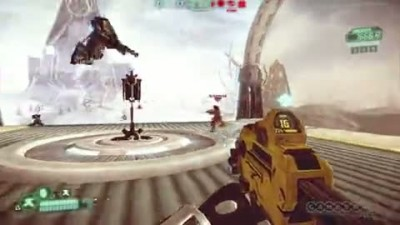 "Tribes: Ascend Gameplay  ""Sunstar Map"""