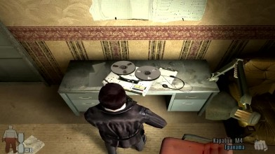 Пасхалки Max Payne 2
