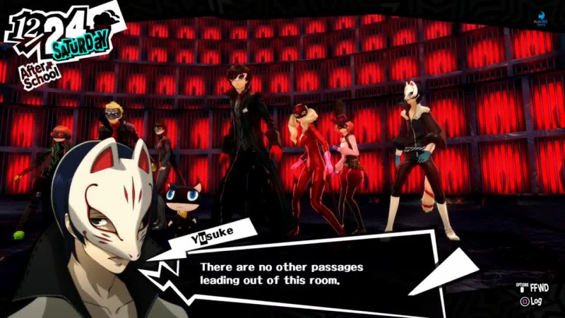 Persona 5 - Final Dungeon