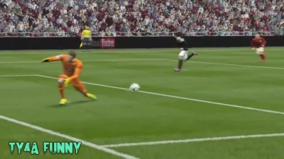 FIFA 15 Fail Moments / FIFA 15 Funny Moments #1