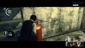 The Evil Within -����� ��� �������� �������� The Consequence, ������� ����������