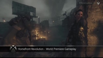"Homefront: The Revolution ""Геймплей с Gamescom 2015"""