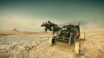 Mad Max GAME vs MOVIE